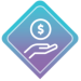 $4 Image Badge